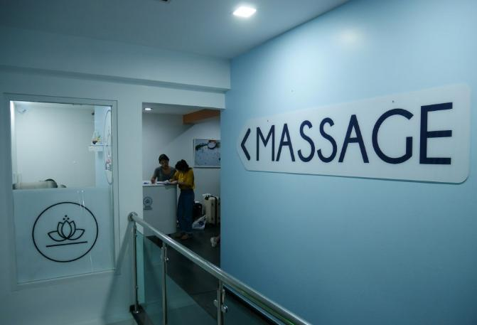 曼谷按摩推荐:NAPAR Thai Massage1小时250泰铢