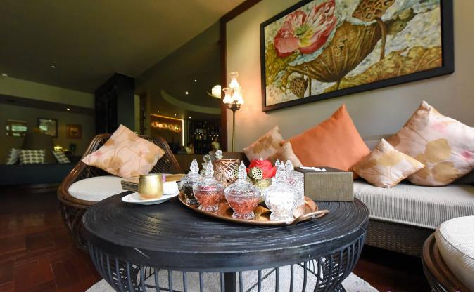 顶级奢华的极致享受,CNN评选为「曼谷最佳泰式按摩」之一的Divana Spa。