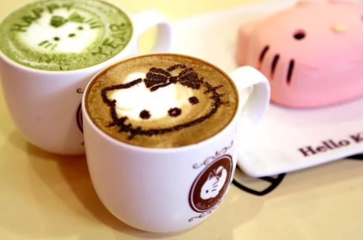 一生必去一次!泰国超人气动漫主题咖啡厅,柯南、龙猫、hello kitty都给你集齐了