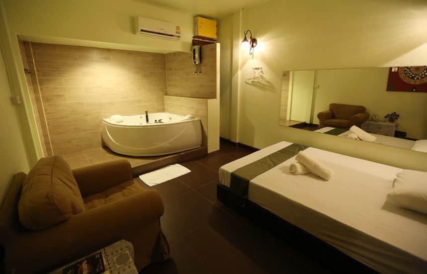 重服务的日式按摩店推荐:楽園(乐园)massage & Spa