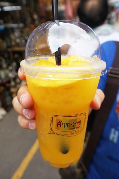 曼谷JJ Market 美食攻略 12大特色小食/饮品推荐!