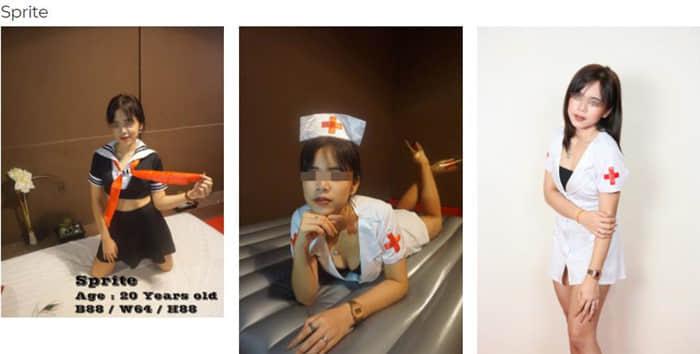 曼谷夫妻按摩店Bit Style Massage,想要什么项目都有