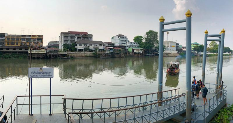 如何从曼谷到大城府( Ayutthaya)必看攻略