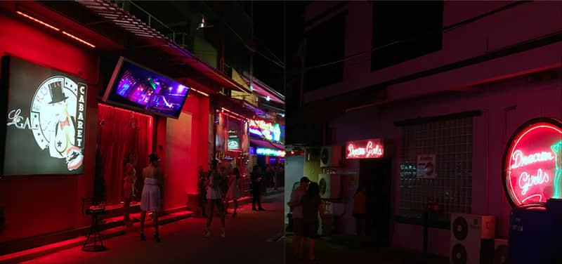 苏梅岛红灯区的夜生活攻略:如何找到泰妹