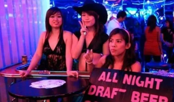 不懂游戏规则,芭提雅酒吧又出事了