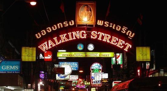 2019泰国芭提雅红灯区—这里大尺度算什么?